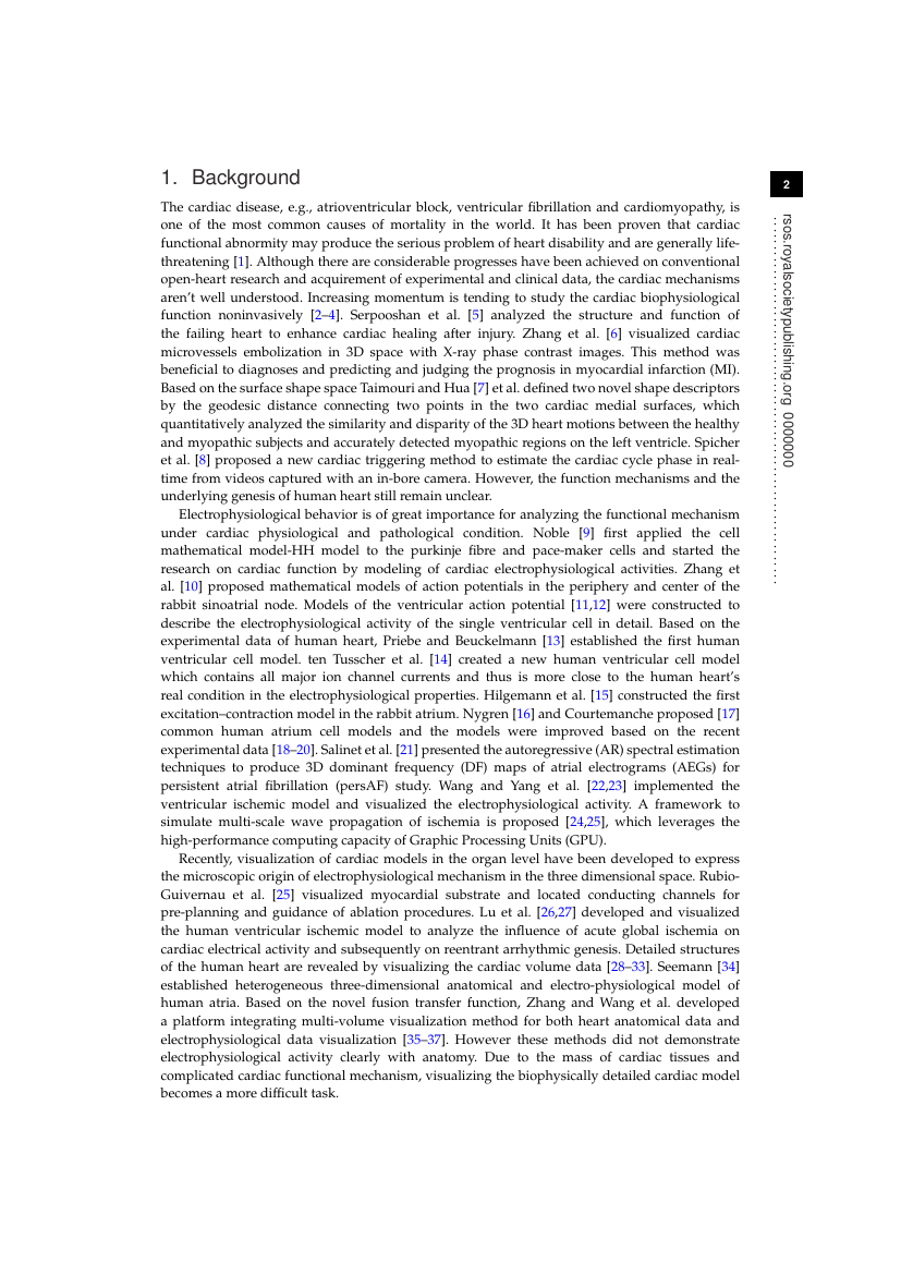 Example of Journal of the Royal Society Interface format