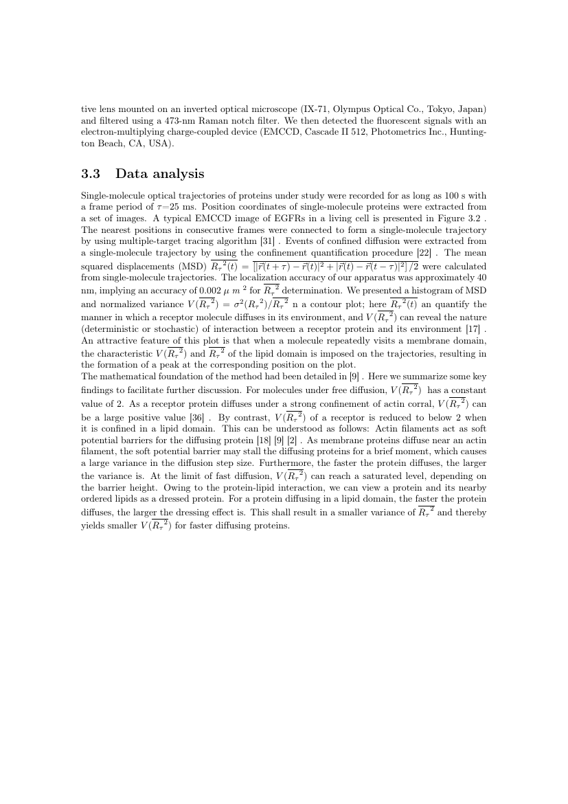 Example of Template for ETH Zürich IDSC Thesis format