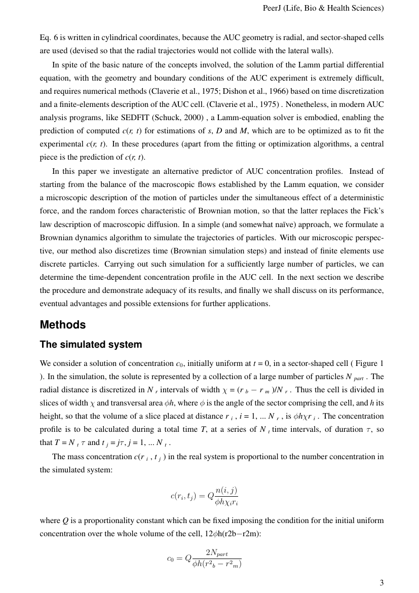 Example of International Journal of Natural Computing Research (IJNCR) format