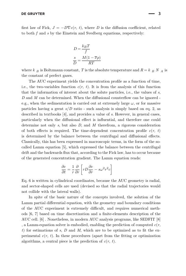 Example of Computational Methods in Applied Mathematics format