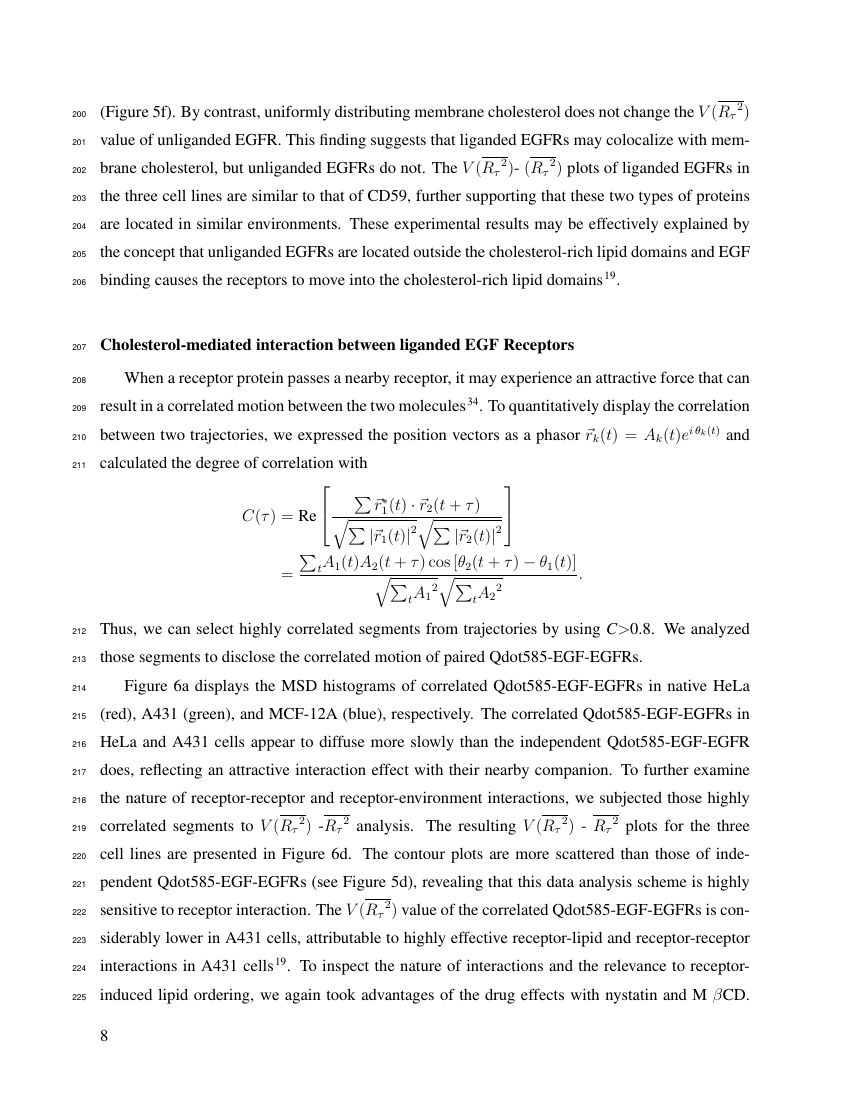 Example of American Journal of Veterinary Research format