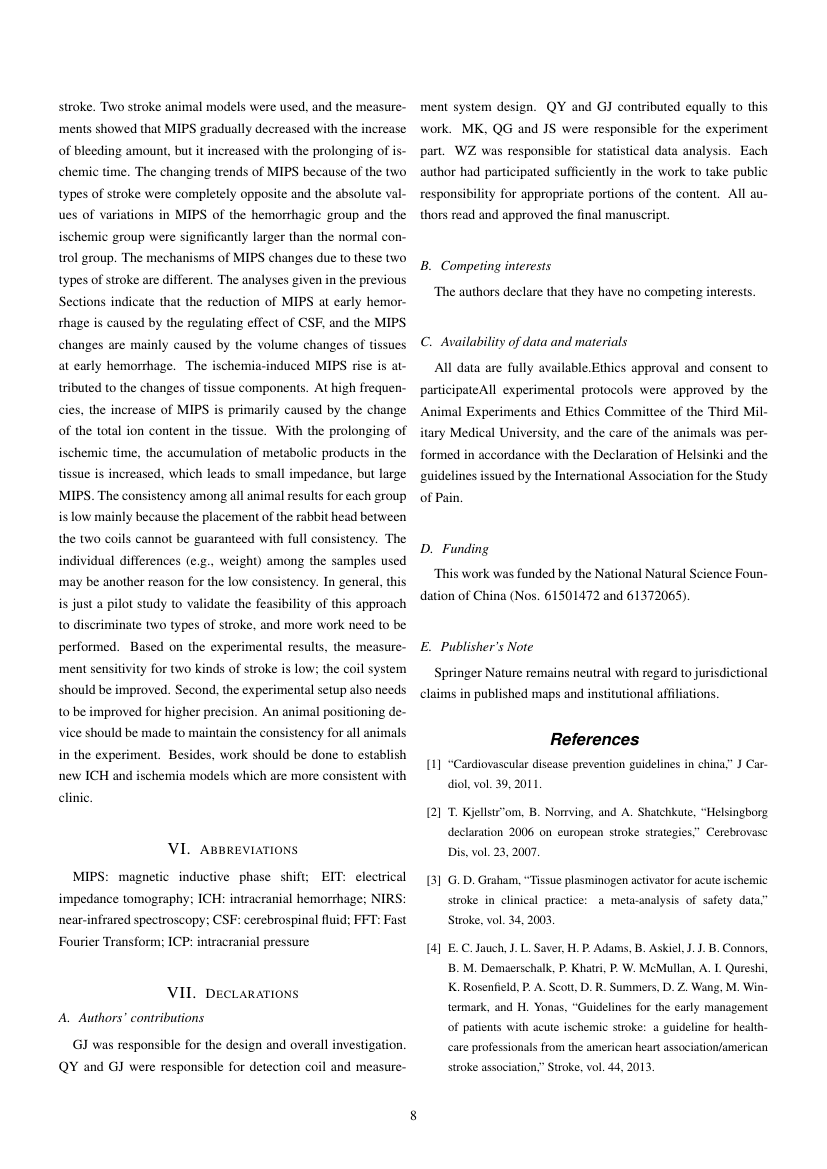 Example of Indian Journal of Finance Economics format