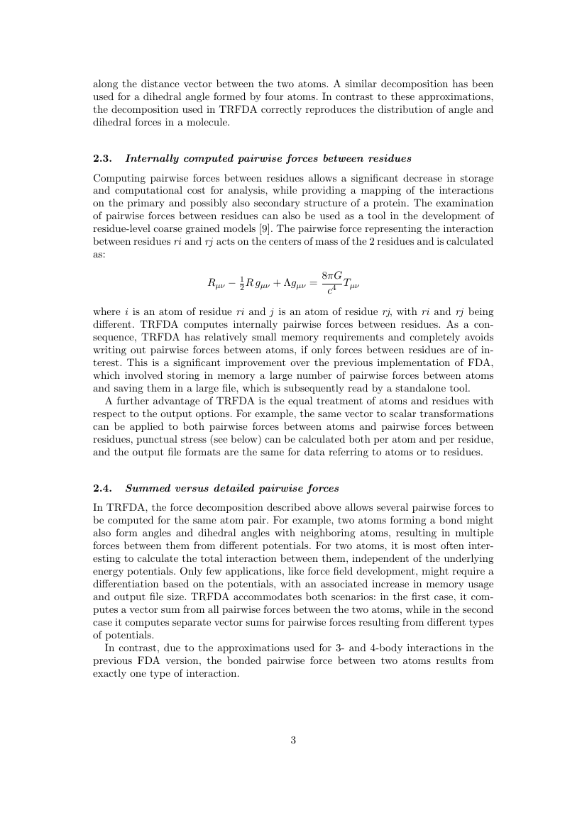 Example of Journal of Orthodontics format