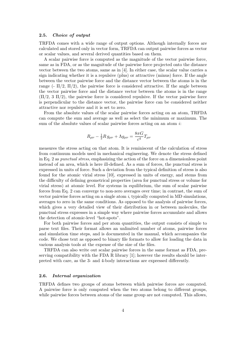 Example of Ferroelectrics Letters Section format