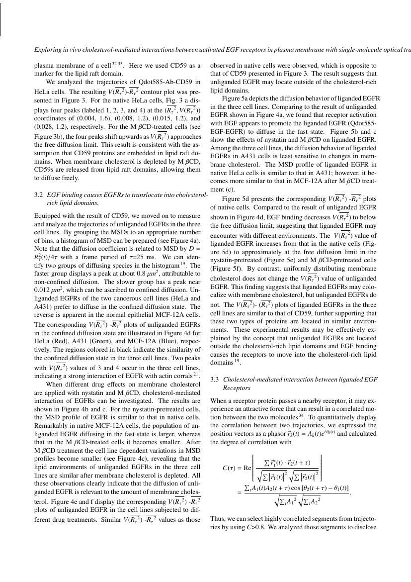 Example of Proceedings - Mathematical Sciences format