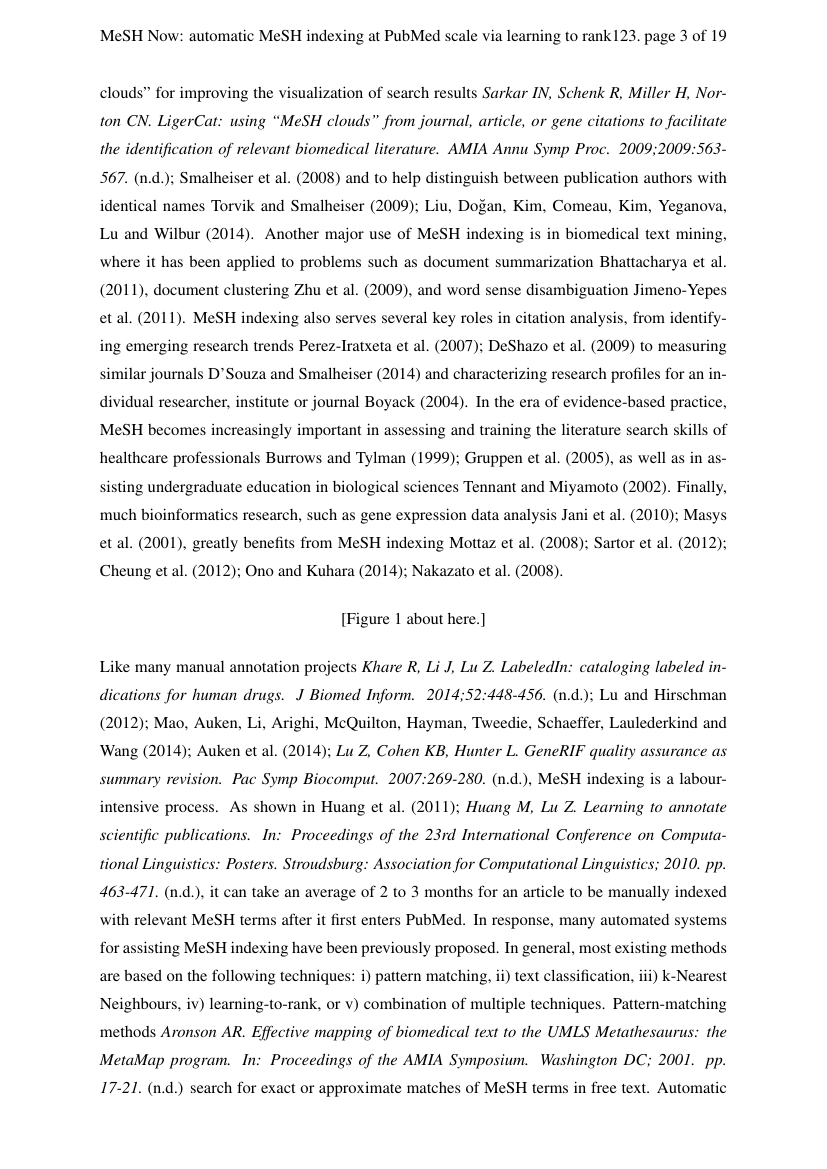 Example of Papers from the Institute of Archaeology format