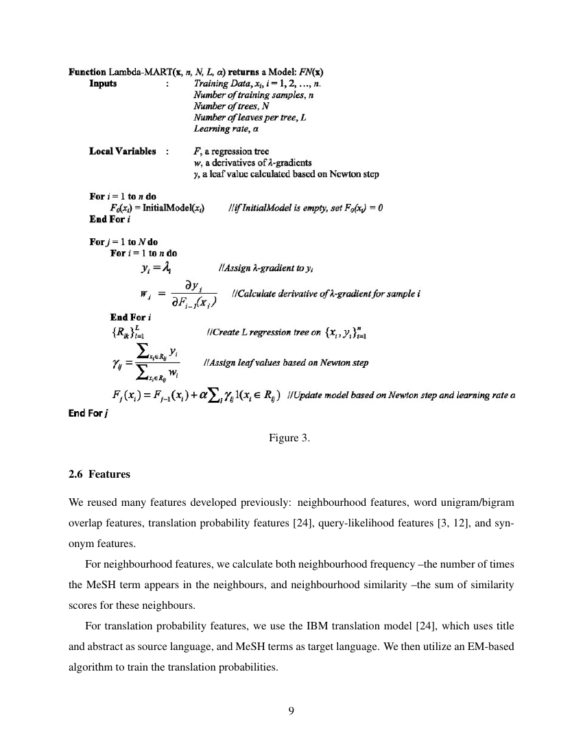 Example of International Journal of Computational Bioscience format