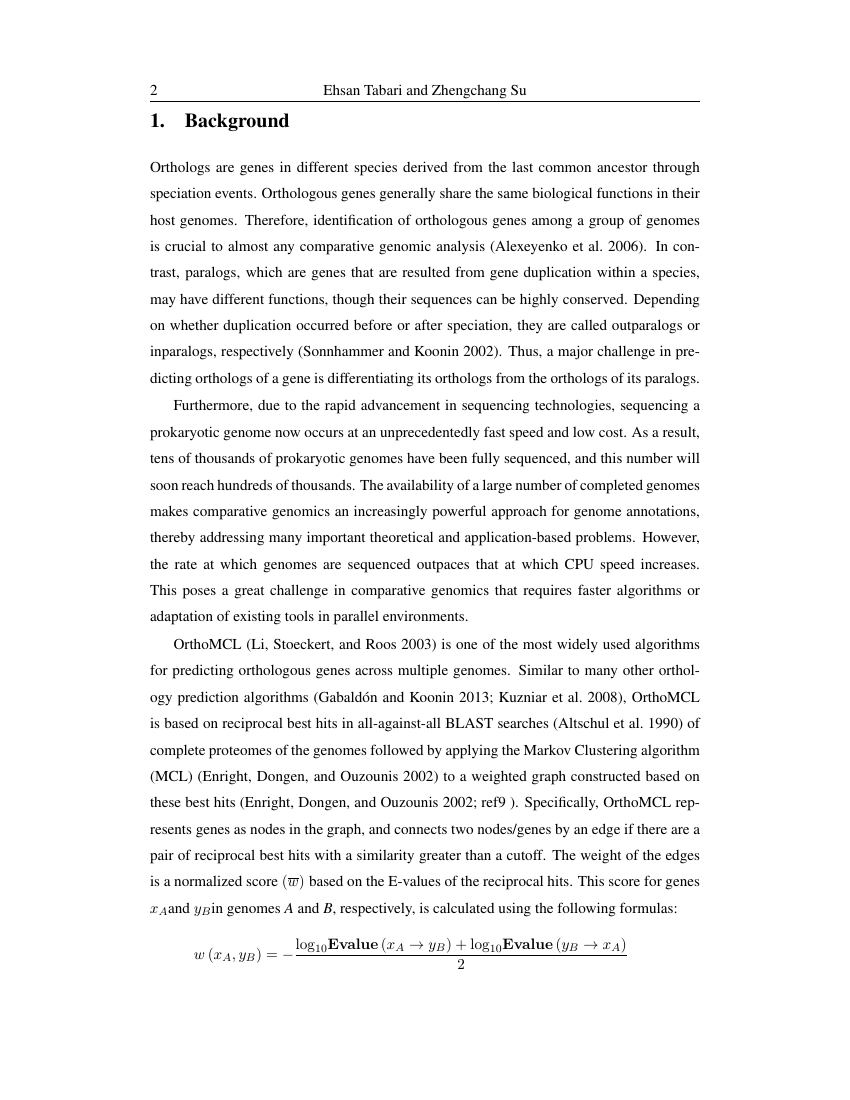 Example of International Journal of Hispanic Psychology format