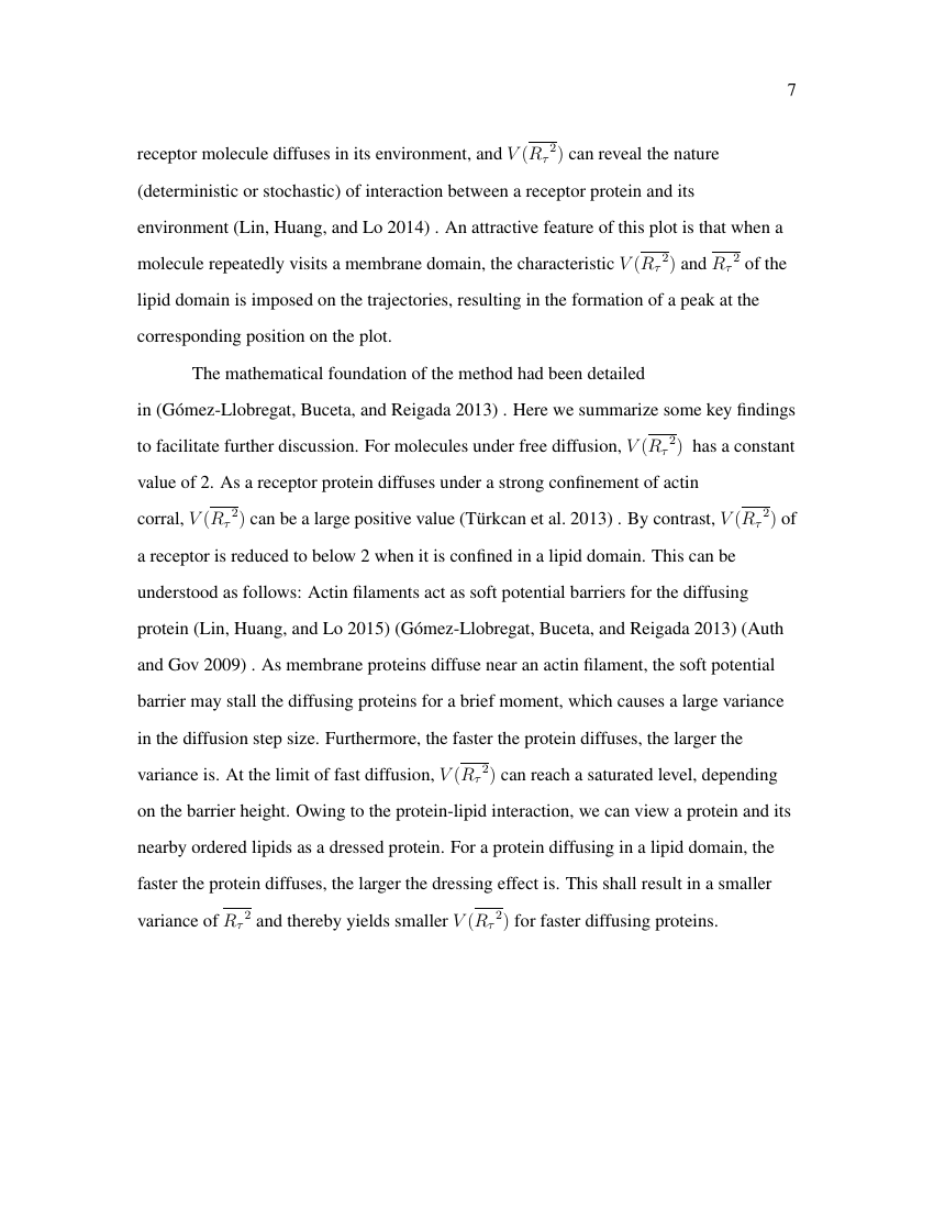 Example of English - Thesis/Dissertation Template format