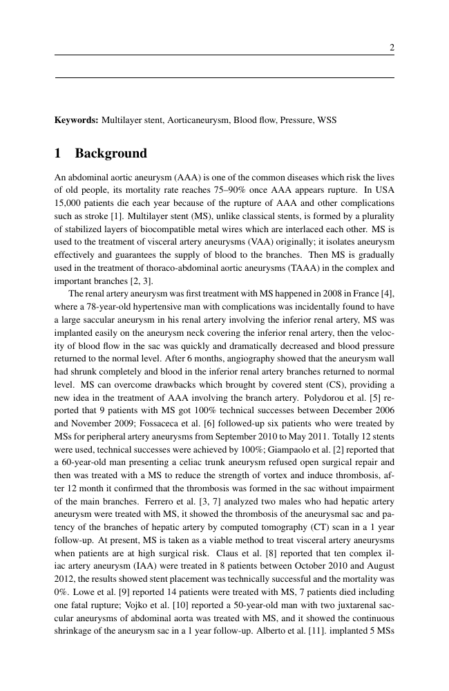Example of Journal of Banking Regulation format