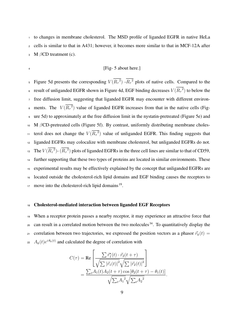 Example of RASAYAN Journal of Chemistry format