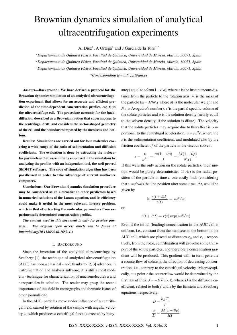 Example of Journal of Mechanical Engineering and Technology (JMET) format