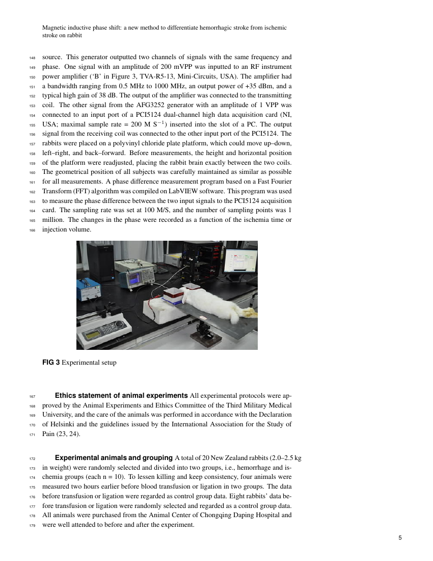 Example of Journal of Microbiology and Biology Education format