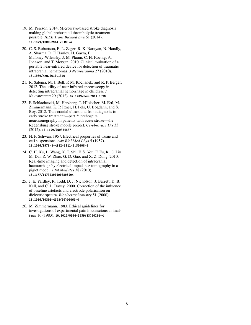 Example of Format for SIGCHI Conference Proceedings format