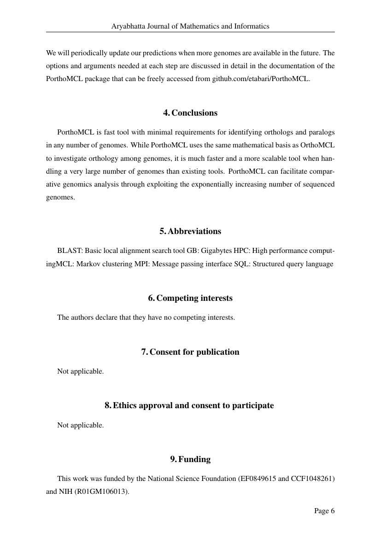 Example of Aryabhatta Journal of Mathematics and Informatics format