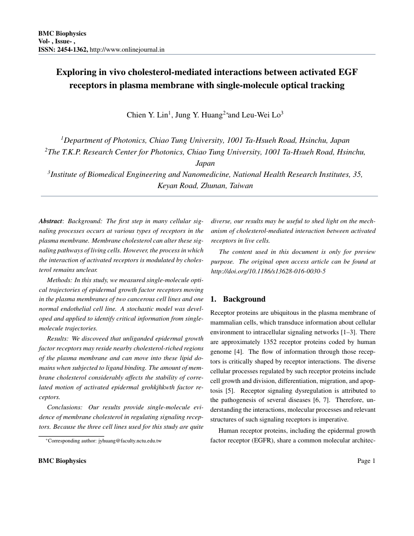 Example of Imperial Journal of Interdisciplinary Research(IJIR) format