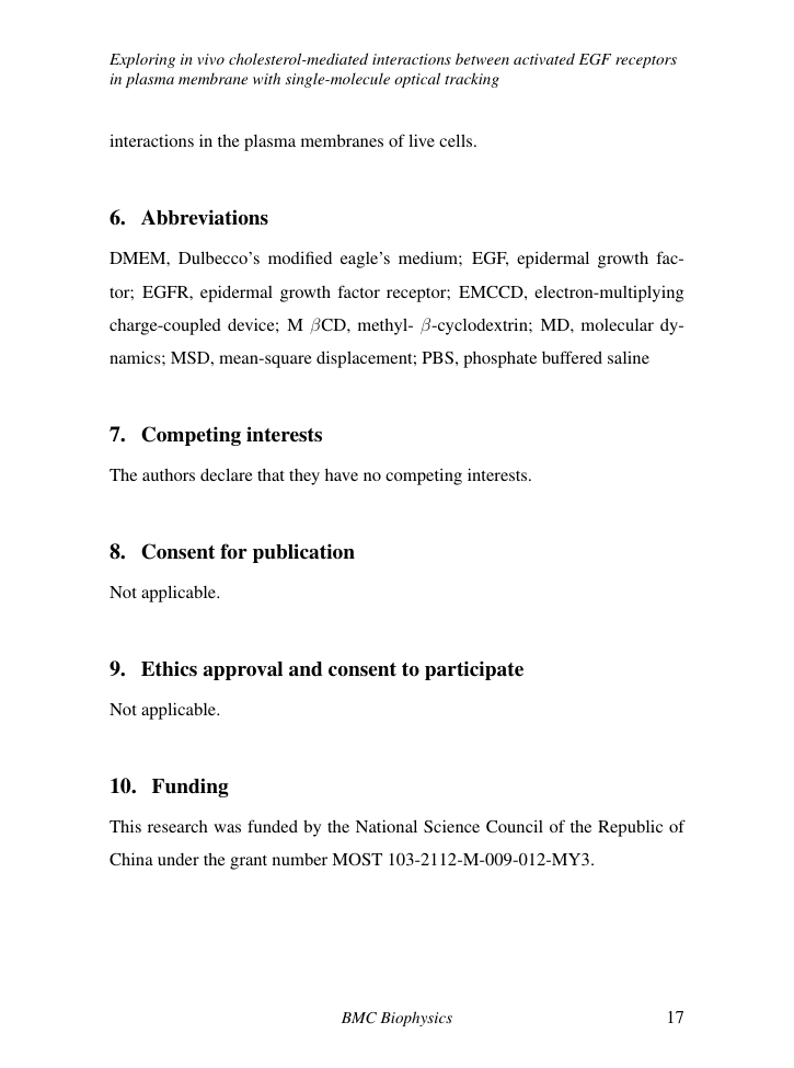 Example of Pakistan Journal of Applied Economics format