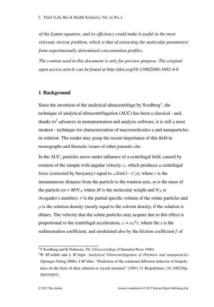 Example of European Journal of Economics and Economic Policies: Intervention format