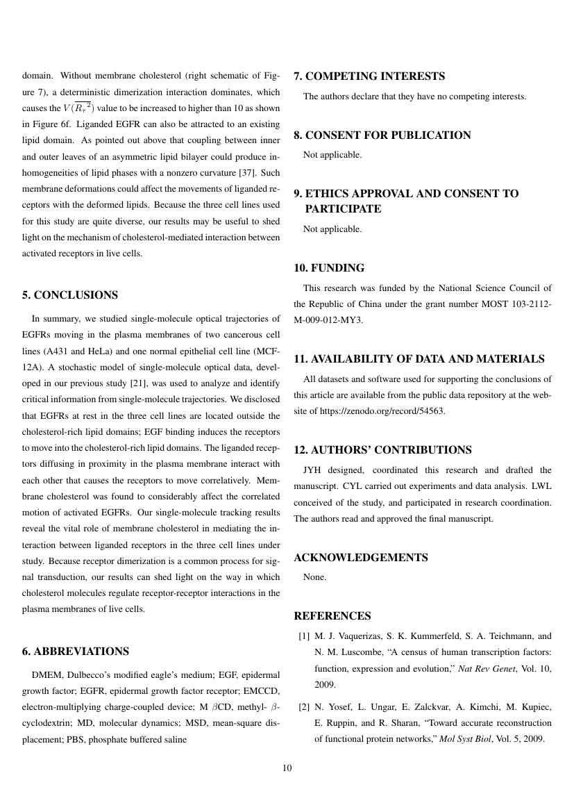 Example of ICTACT Journal on Management Studies format
