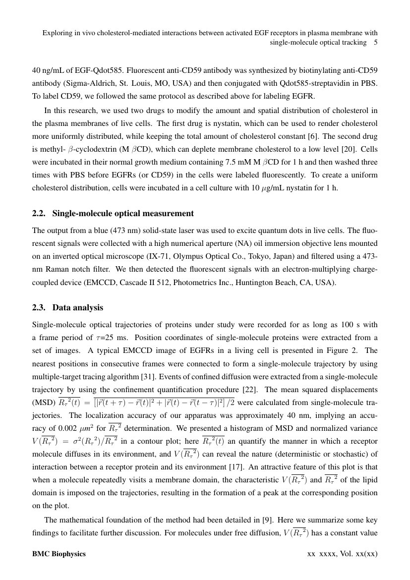 Example of Journal of Engineering Science and Technology (JESTEC) format