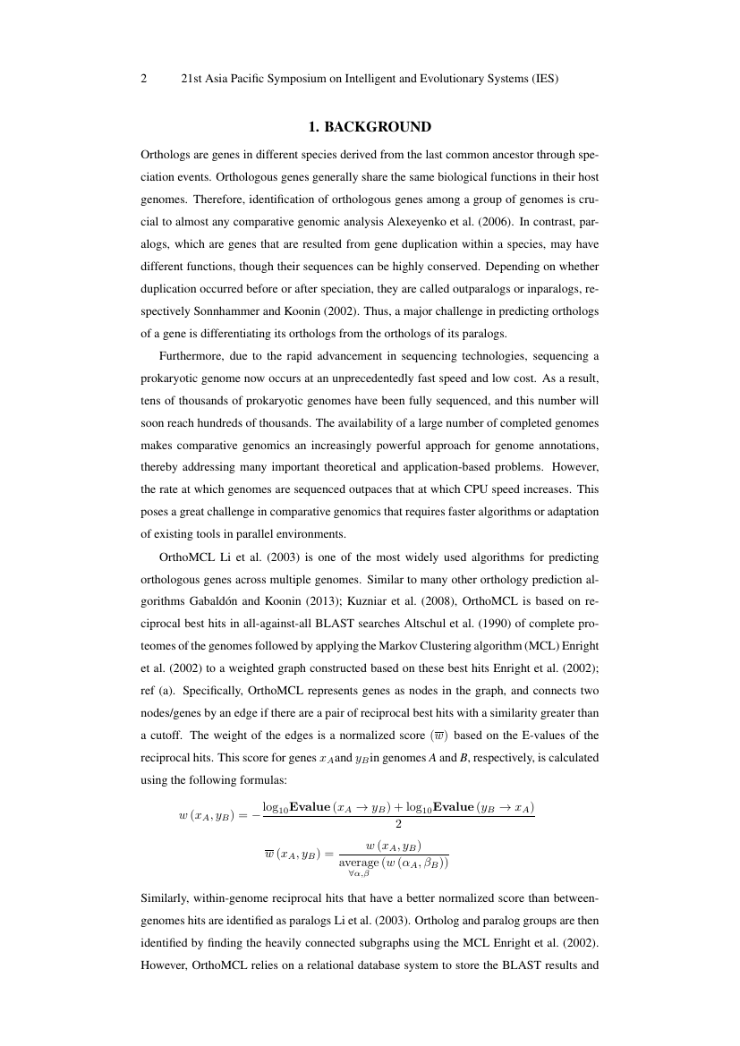 Example of Journal of Indian Studies format