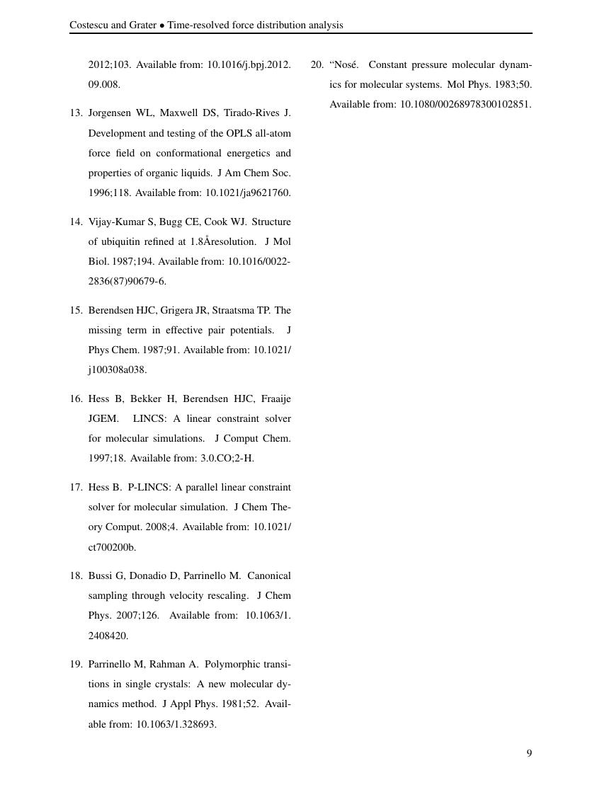 Example of Korean Journal of Orthodontics format