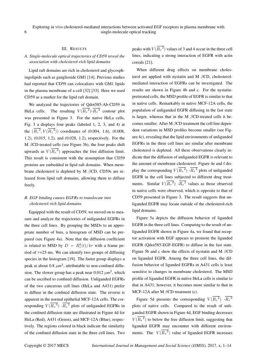 Example of International Journal of Information Technology and Computer Science(IJITCS) format