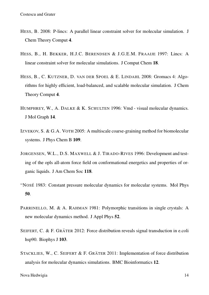 Example of Papers on Cyanobacterial Research format