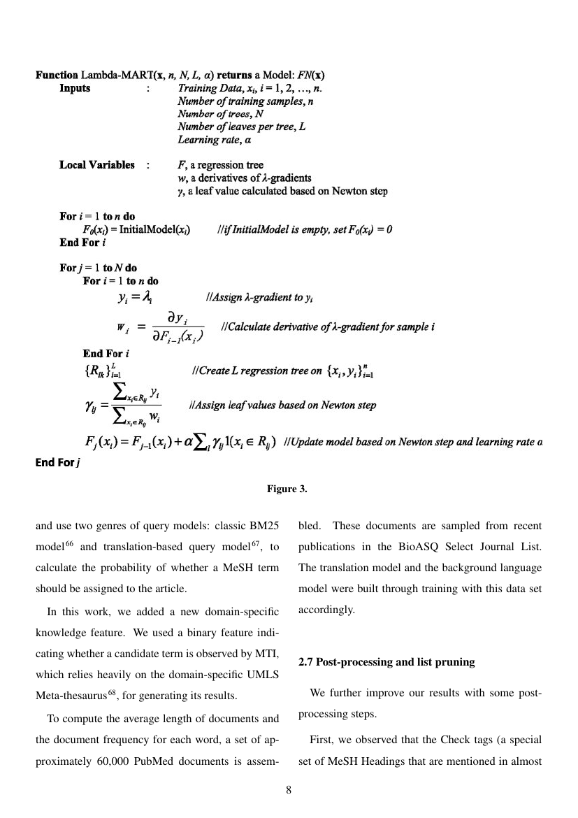 Example of Tropos format