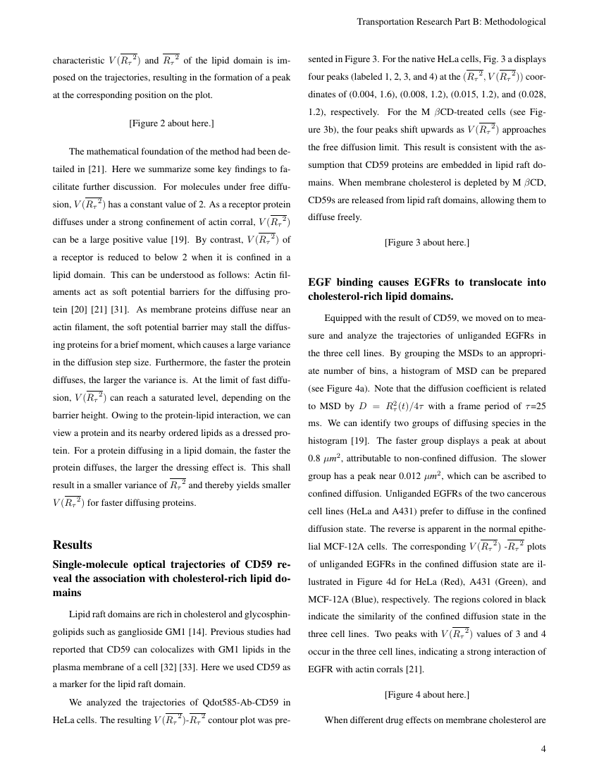 Example of Journal of Clinical Epigenetics format