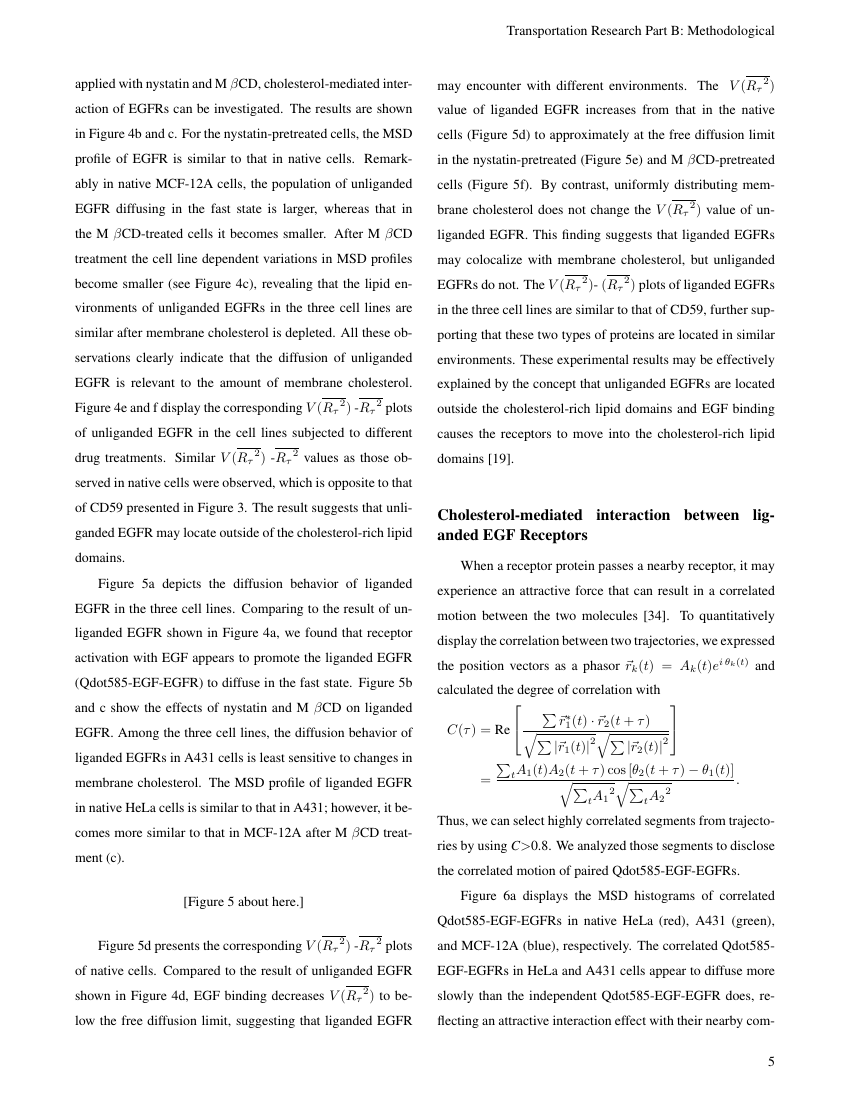Example of Journal of Molecular Biology and Biotechnology format