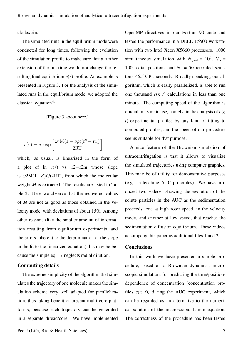 Example of European Chemical Bulletin Section E - Theoretical and Computational Chemistry format