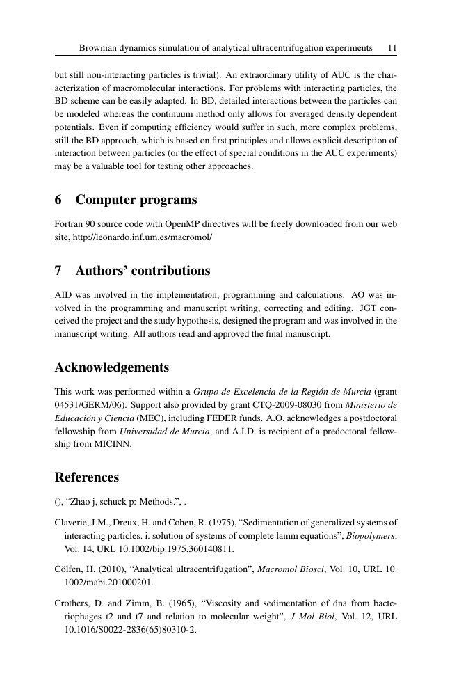 Example of Social Responsibility Journal format