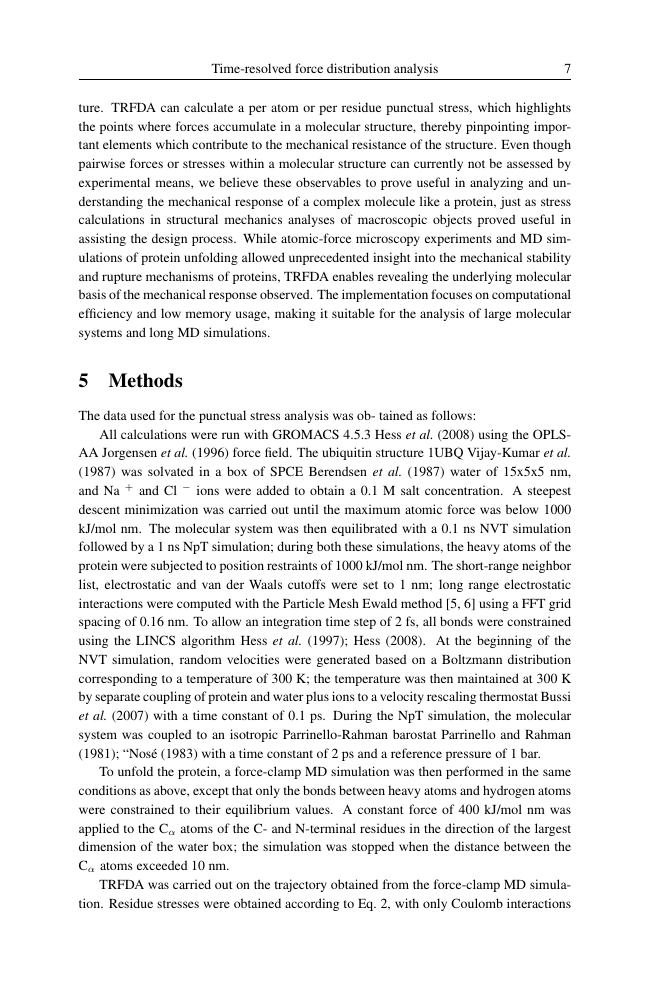 Example of Qualitative Research Journal format