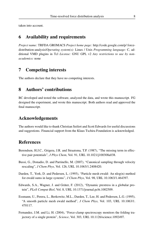 Example of International Journal of Sports Marketing and Sponsorship format