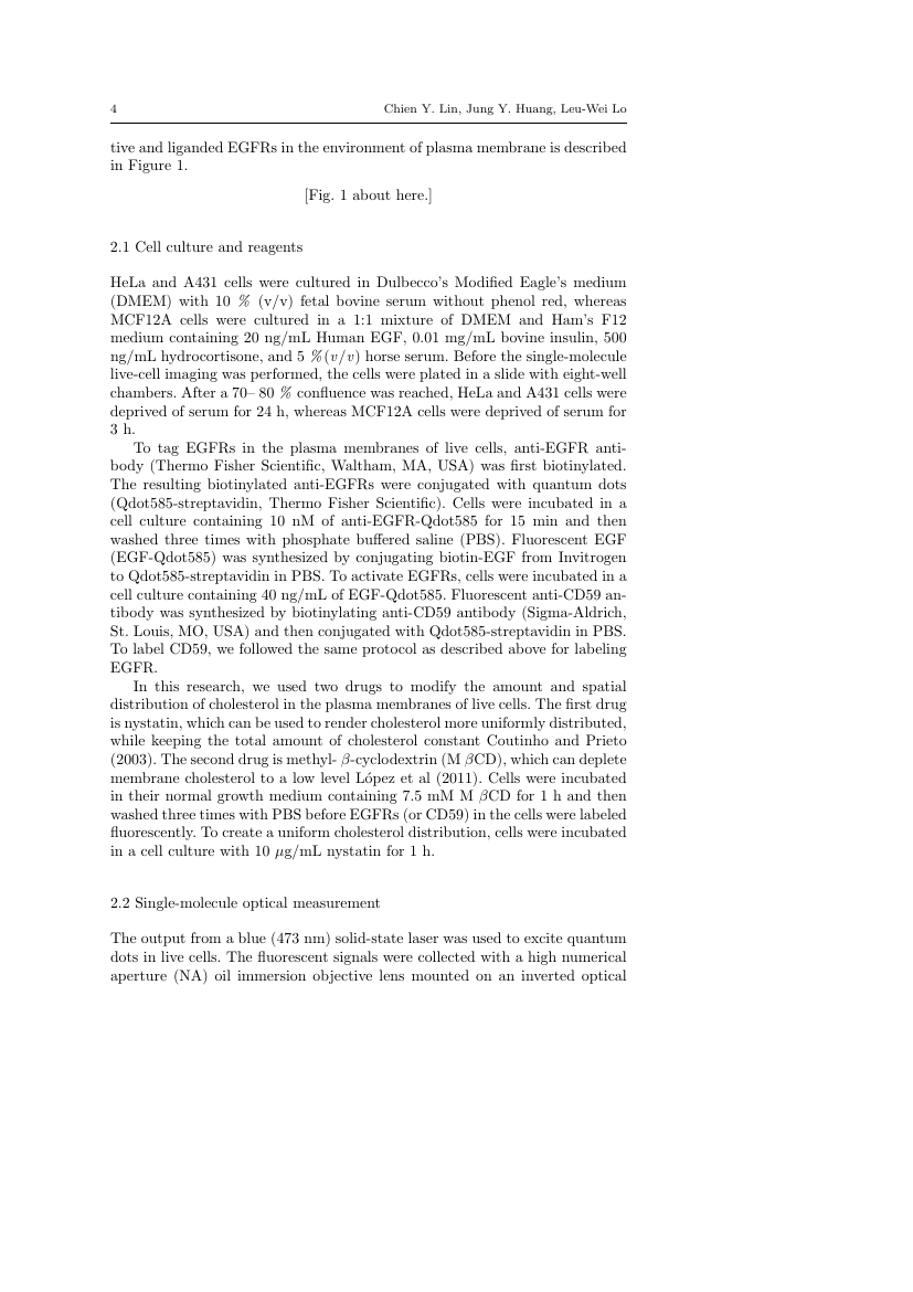 Example of Journal of Economics format