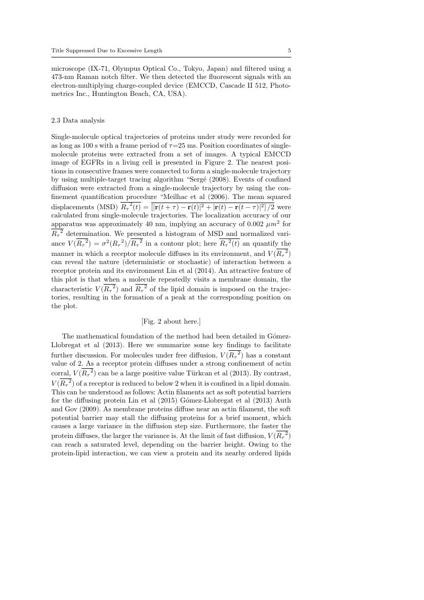 Example of Journal of the Iranian Chemical Society format