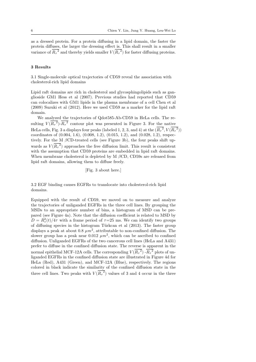 Example of Journal of Analytical Chemistry format