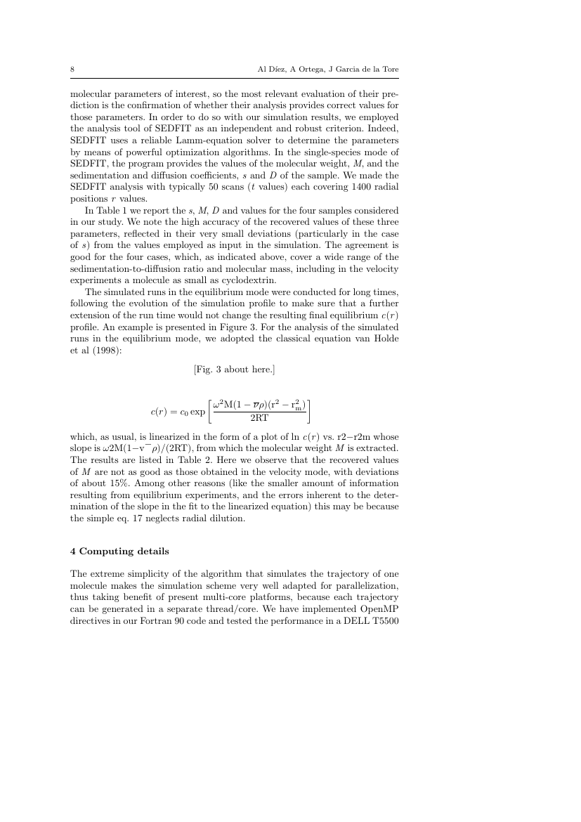 Example of Artificial Intelligence and Law format