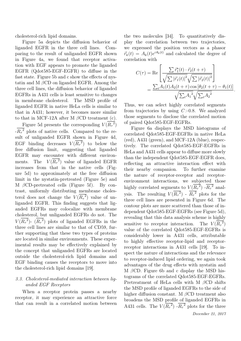 Example of Colloids and Surfaces A: Physicochemical and Engineering Aspects format