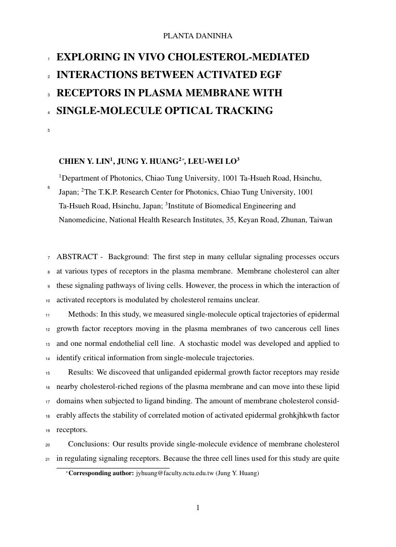 Example of Planta Daninha format