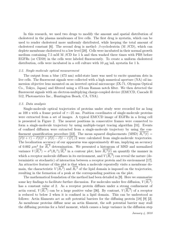 Example of Molecular Metabolism format