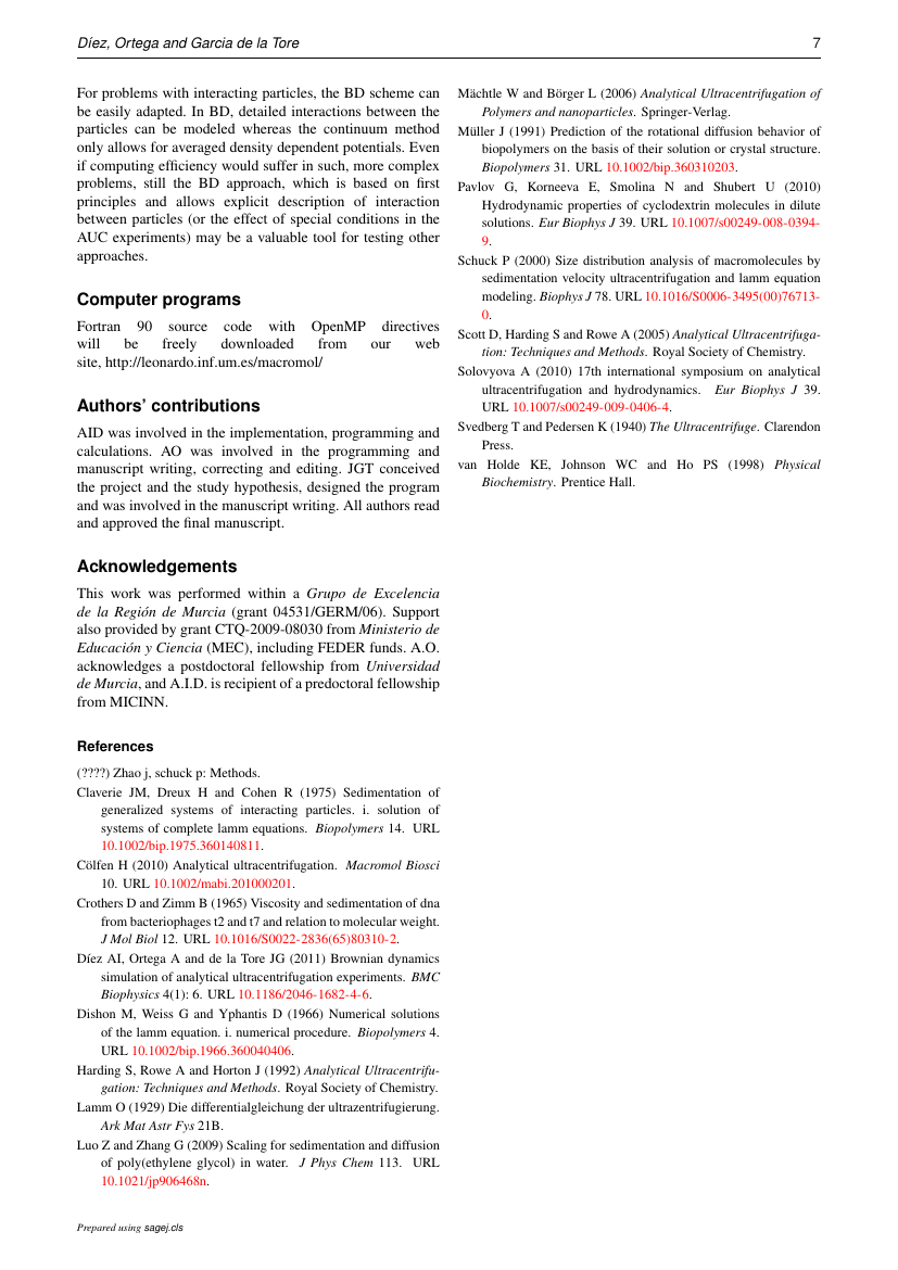 Example of International Journal of Cultural Studies format