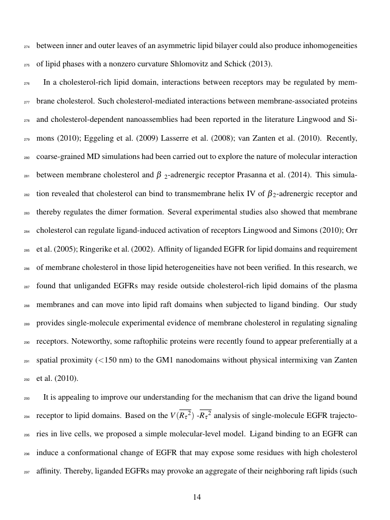 Example of Format for American Meteorological Society Articles format