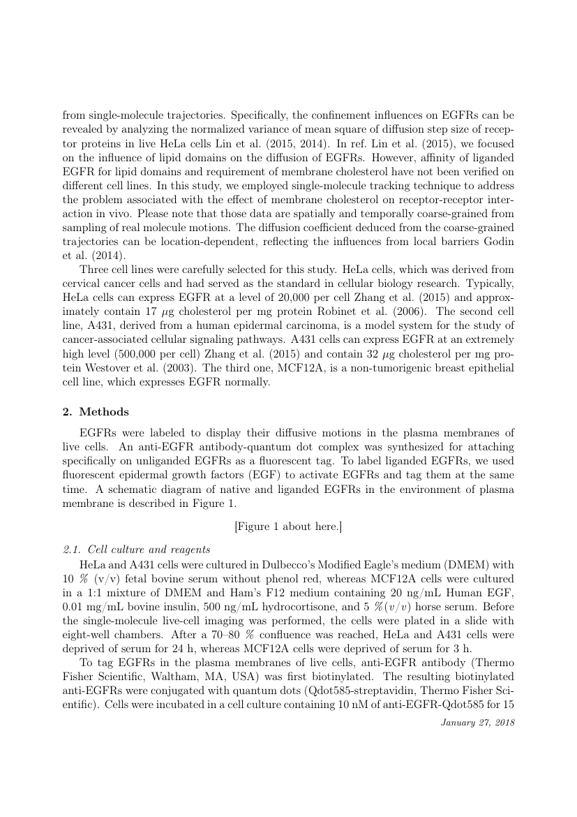 Example of Journal of Functional Foods format