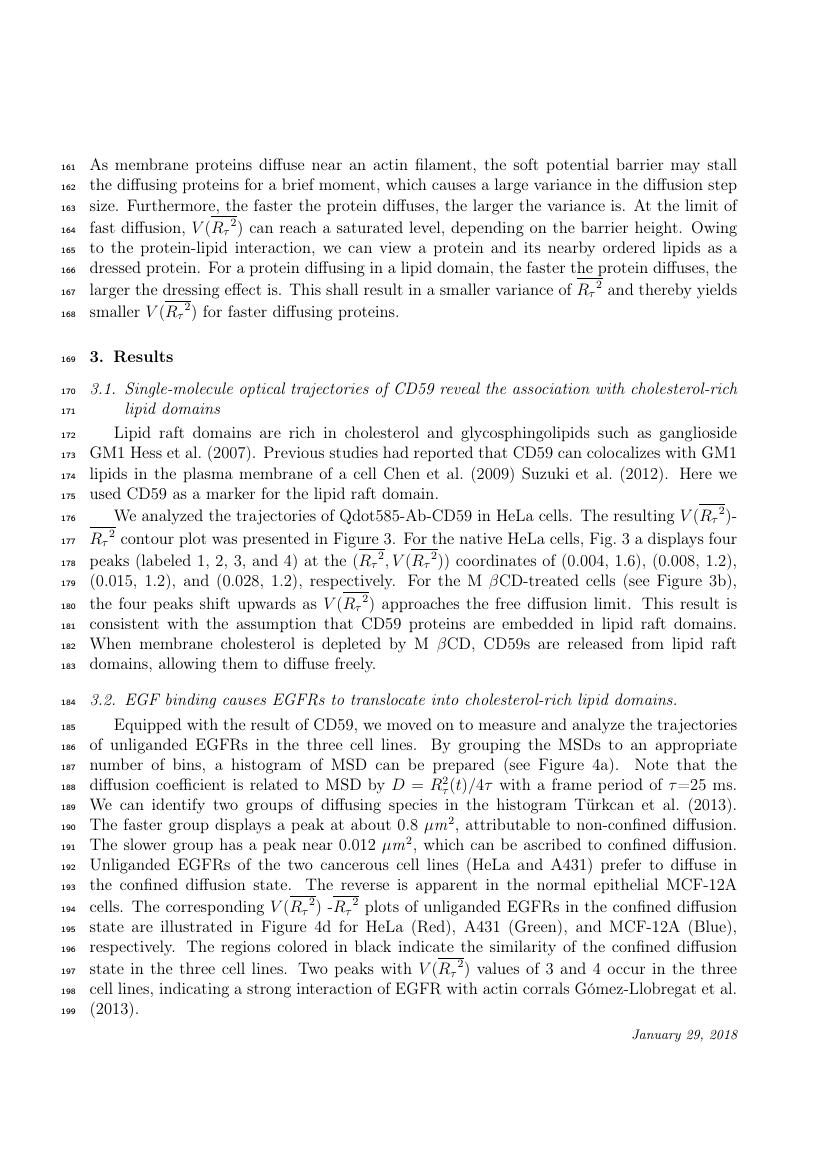 Example of Water Research format