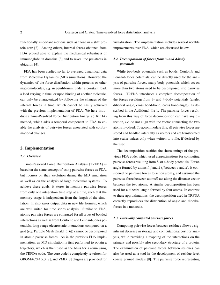 Example of American Journal of Plant Biology format