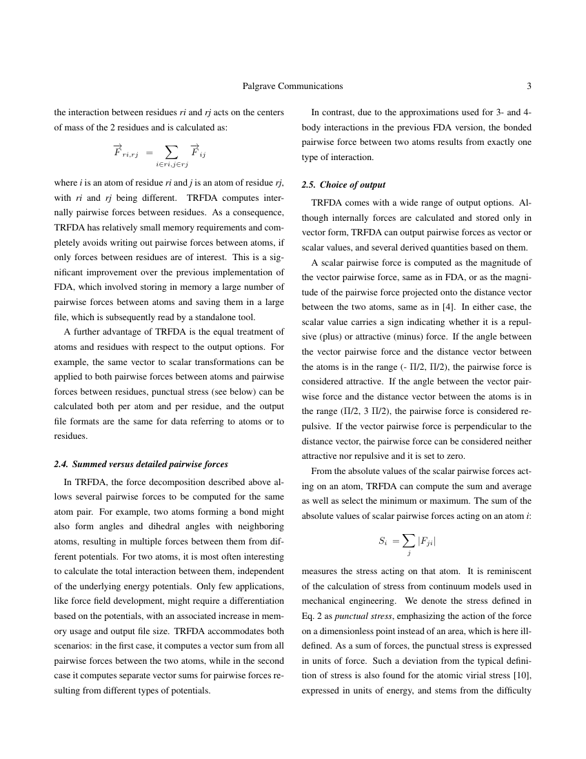 Example of American Journal of Arts and Design format