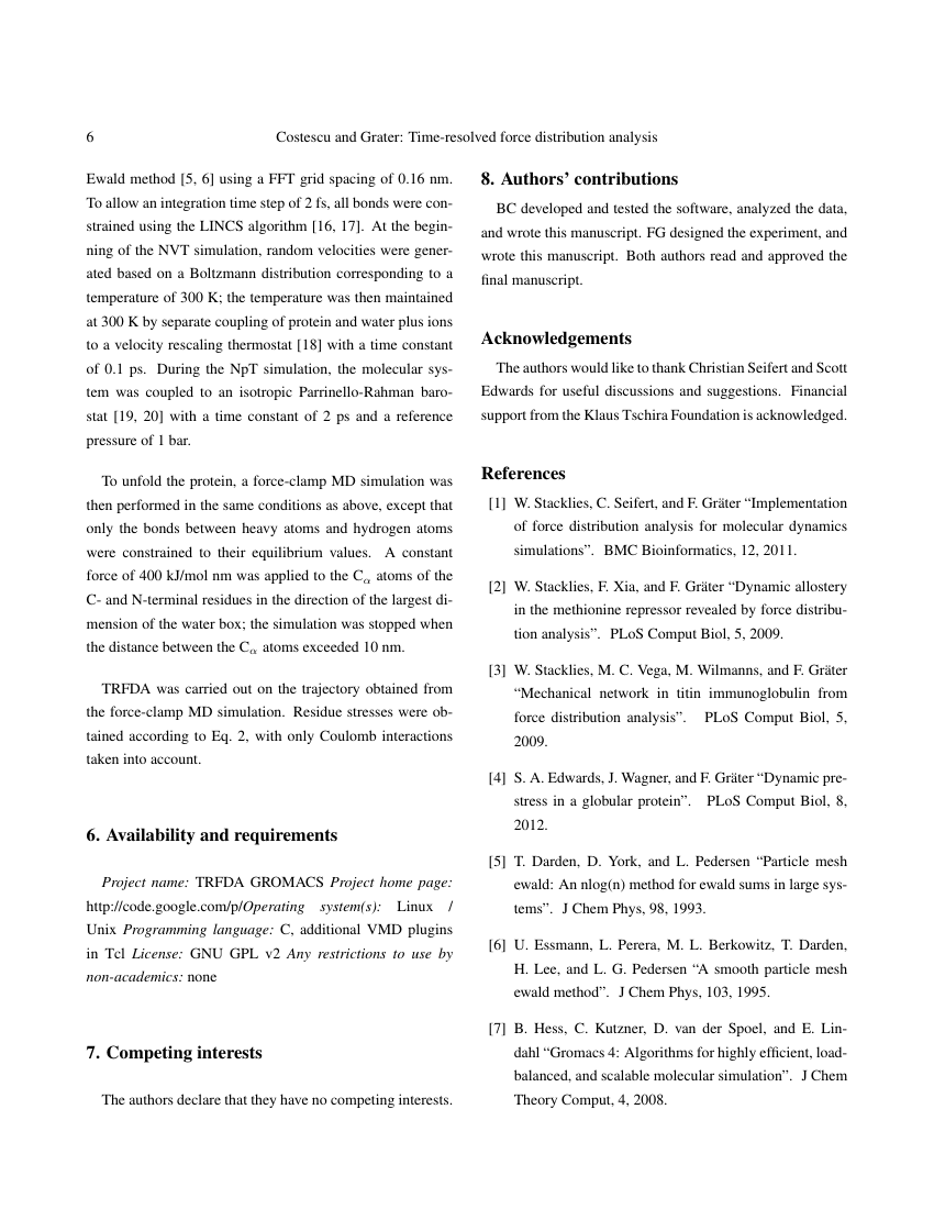 Example of Journal of Plant Sciences format