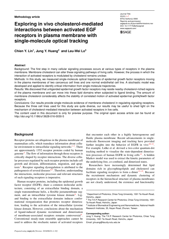 Example of Applied Spectroscopy format